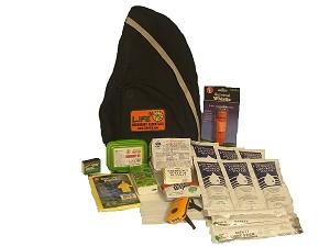 Office Buddy - 1 Person - 3 Day Office Emergency Kit - Grab and Go 72 Hour Kit