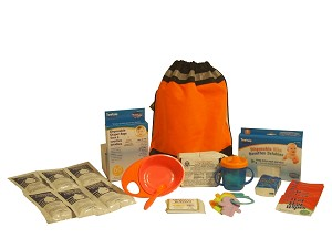 Baby 3 Day Emergency Kit - Grab and Go 72 Hour Emergency Kit