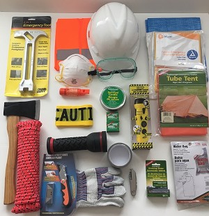 Office Site Safety / Rescue Kit