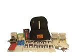 Basic Emergency Backpack - 2 Person - Grab and Go 72 Hour Emergency Kit